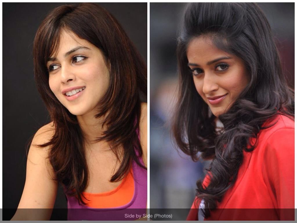 Are you Genelia or Ileana