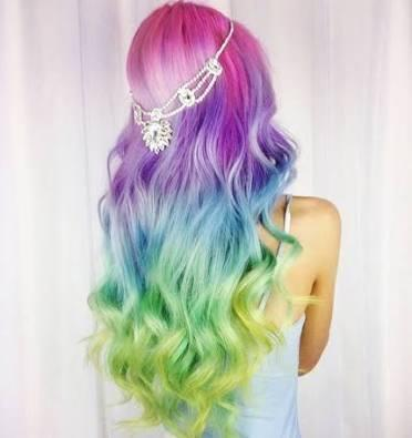 What color should you dye your hair, based on your personality?