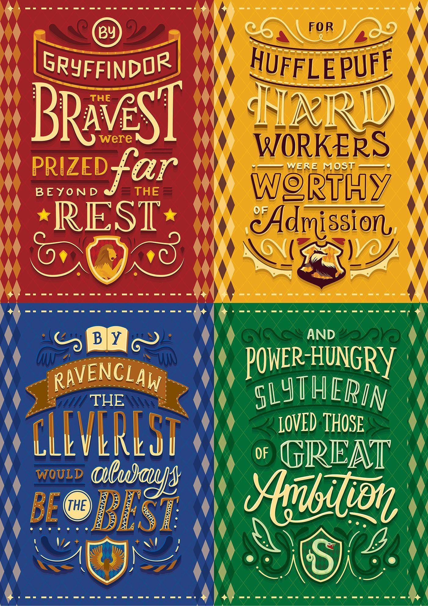 Which Hogwarts House are you in? (7)