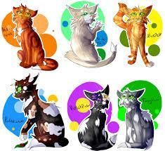 What is Your Warrior Cats Name and Rank? (She-Cats!)