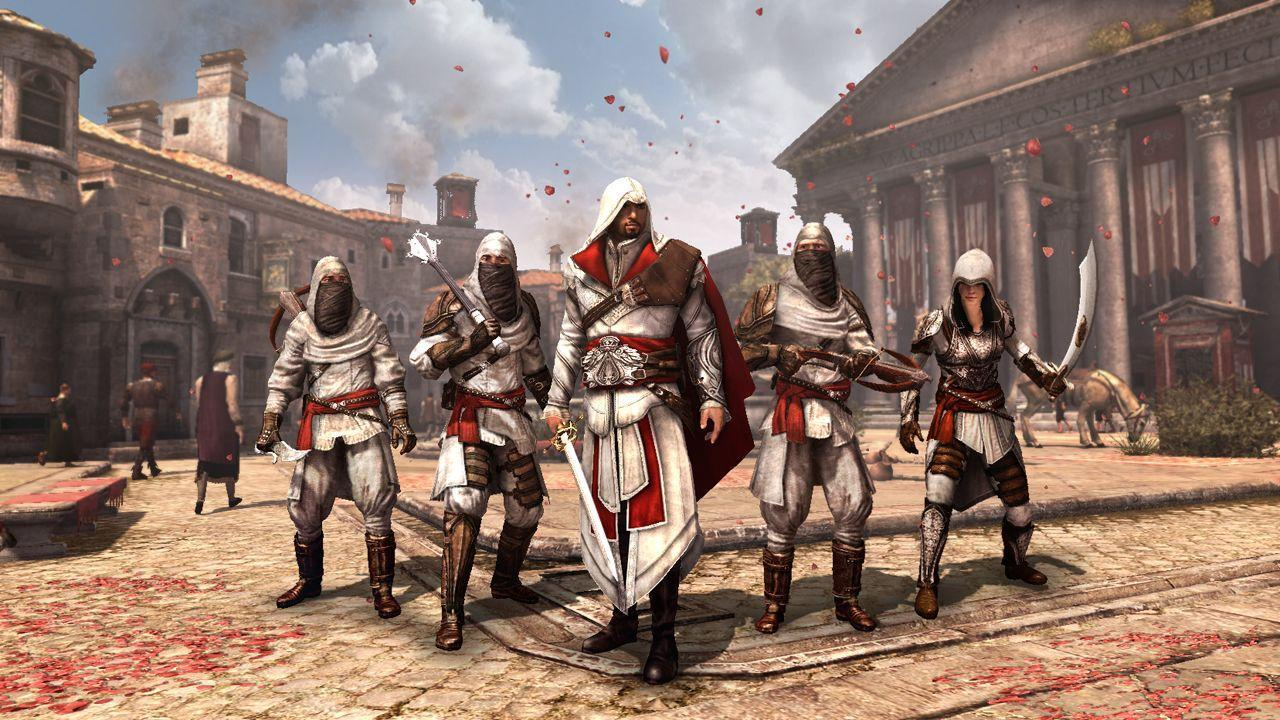 Ultimate quiz on Ezio - Assassin's Creed quiz