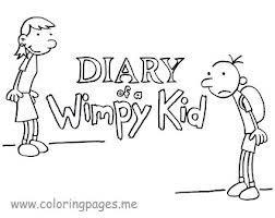 Diary Of a Wimpy Kid Personalty test!