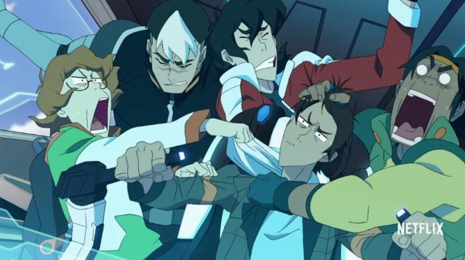 Find out which Voltron character you are!