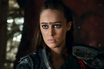 How well do you know Lexa from The 100 TV series?