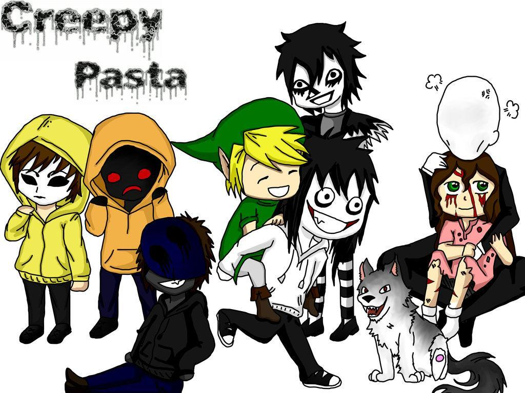 What Creepypasta are you? (3)
