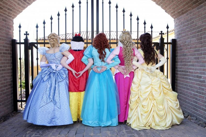 Which Disney Princess are you? (7)