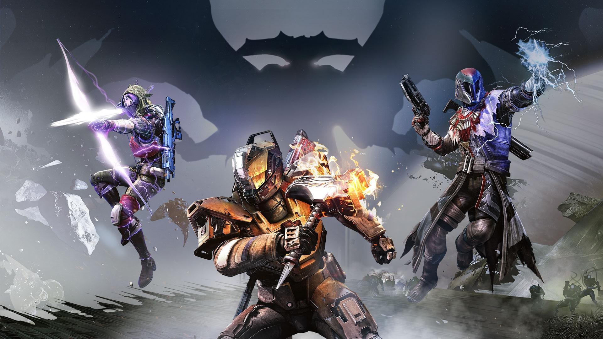 What Destiny character are you?