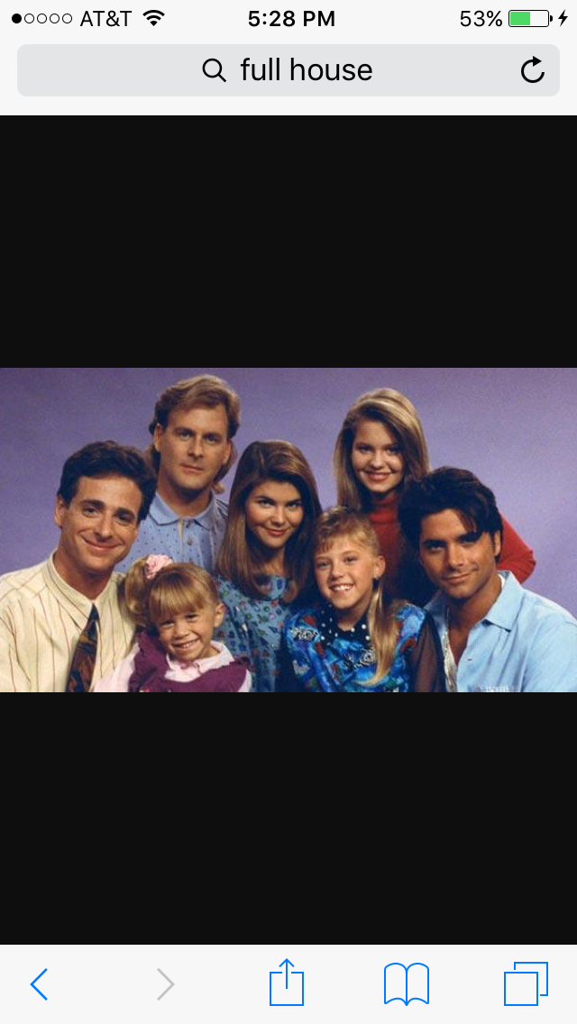 Do you know Full House or no?