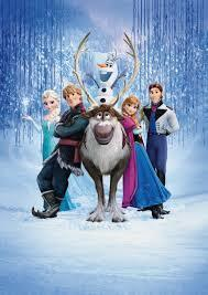 Frozen : Which Character Are You? Find Out!