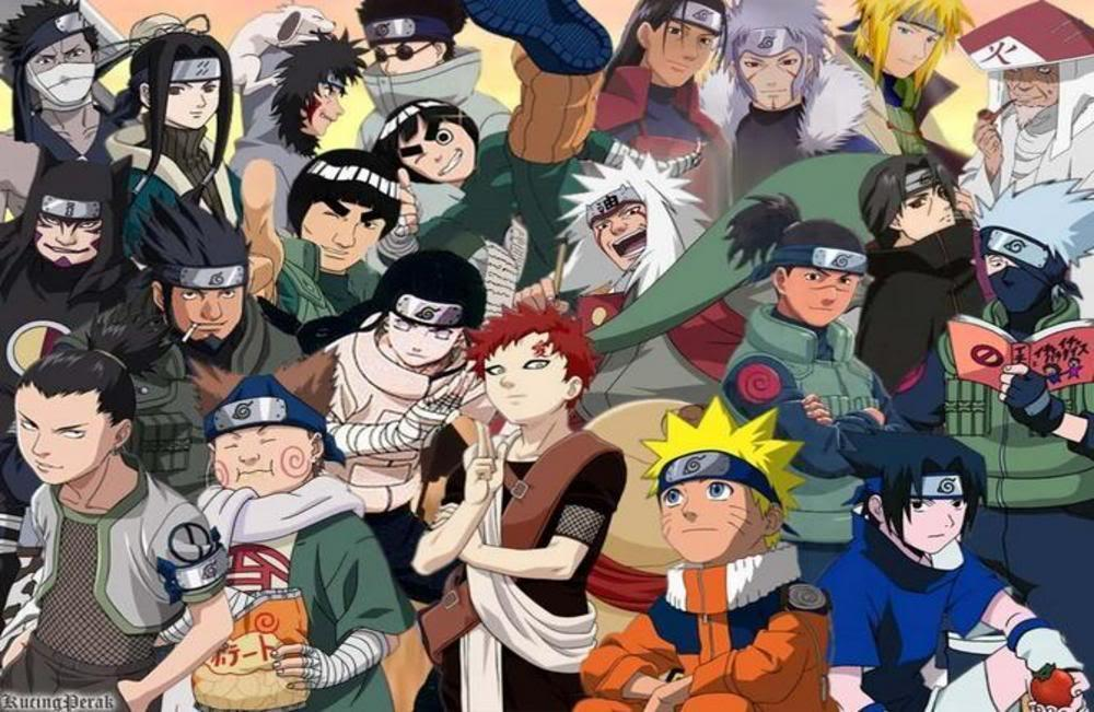 What Naruto Character Would You Date?