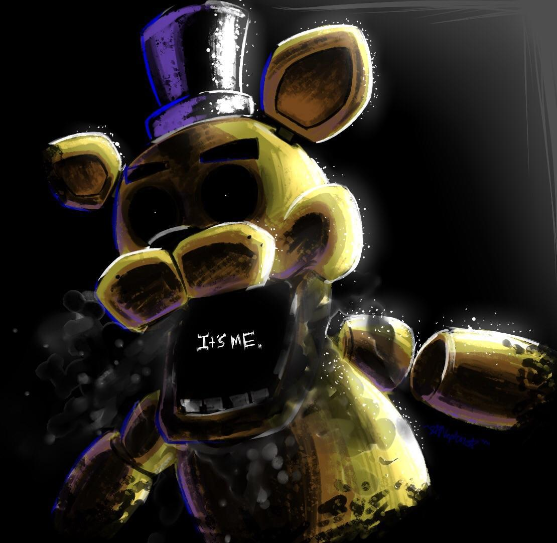 What FNAF Character Are you? (4)