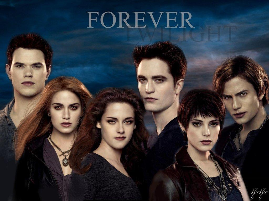 Which Twilight Character Are You? (5)