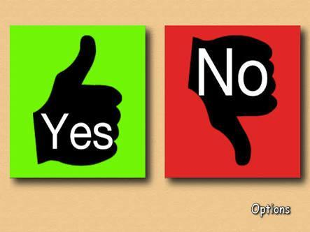 Yes or No questions (3rd edition)