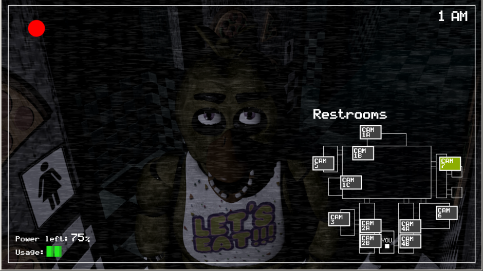 Which Five Nights at Freddy's character are you? Version 2!