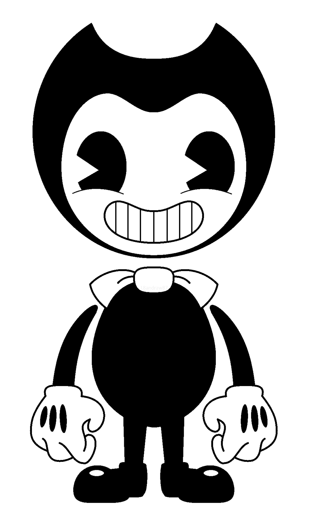 Which Bendy and the Ink machine character are you? (2)