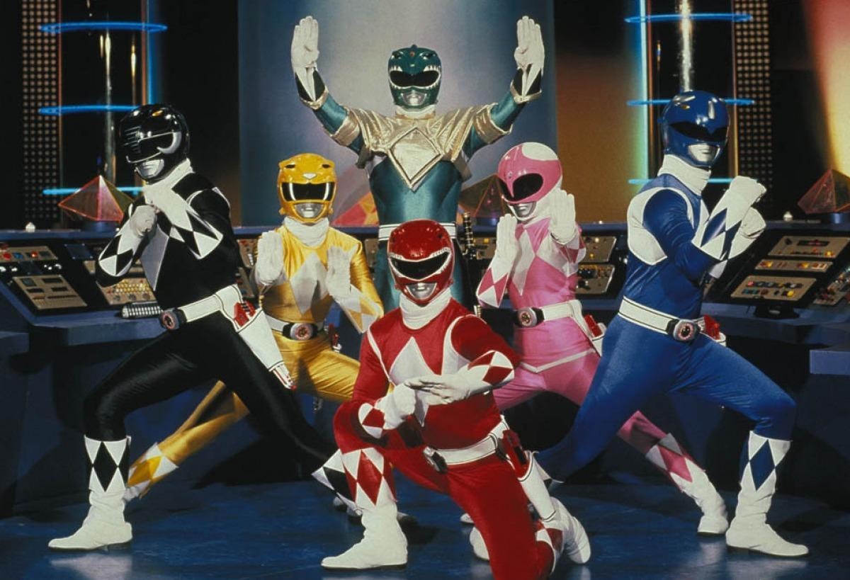 What Power Ranger Are You?