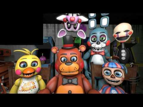 Who is gonna be your boyfriend/girlfriend FnaF 2? (Toys)