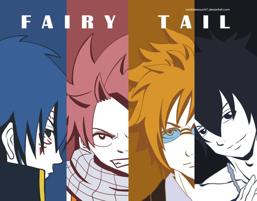 What Fairy Tail Guy (first season) Has a Crsh on you?