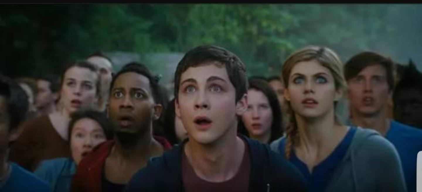Which Percy Jackson character are you? (3)