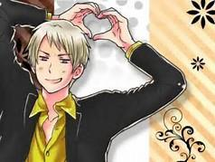 Who from Hetalia loves you?