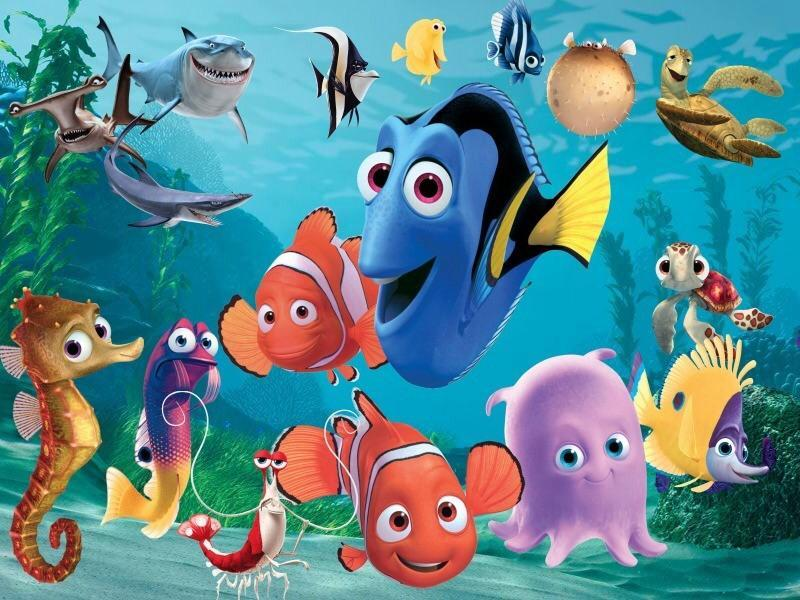 Which 'Finding Nemo' Character Are You?