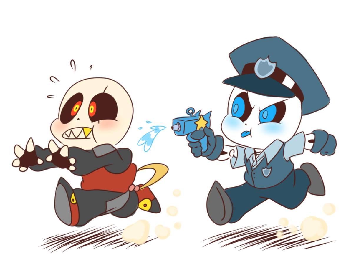 Which Sans Would Like you the Most?