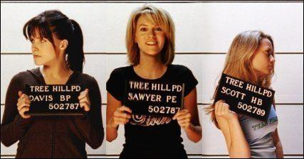 Which One Of The Tree Hill Trio are you?