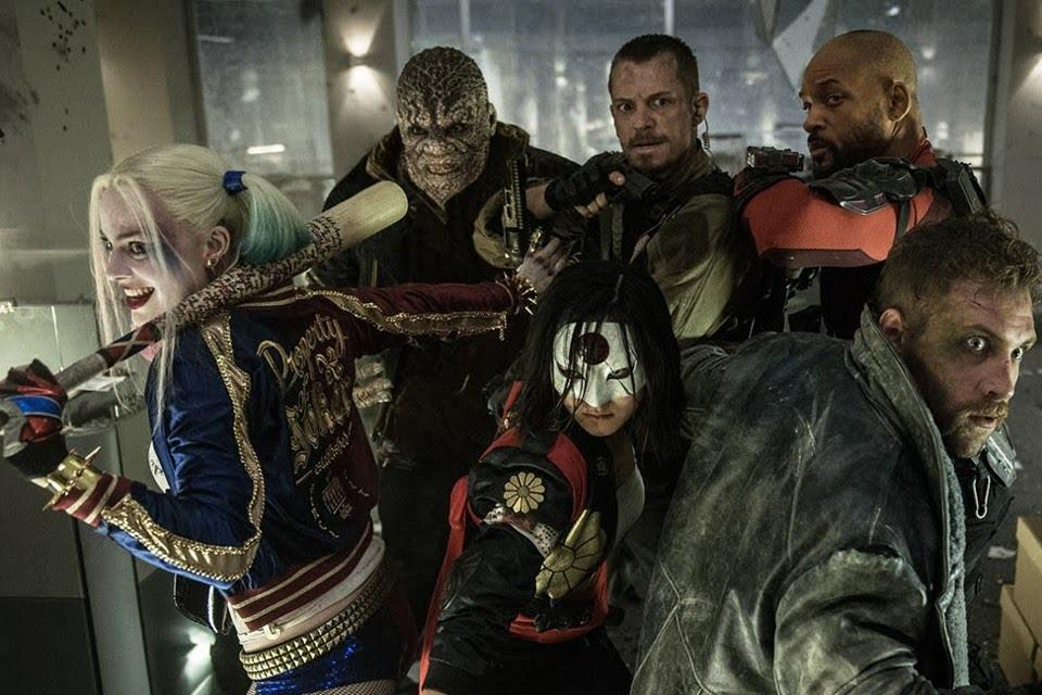 Which Suicide Squad character are you?