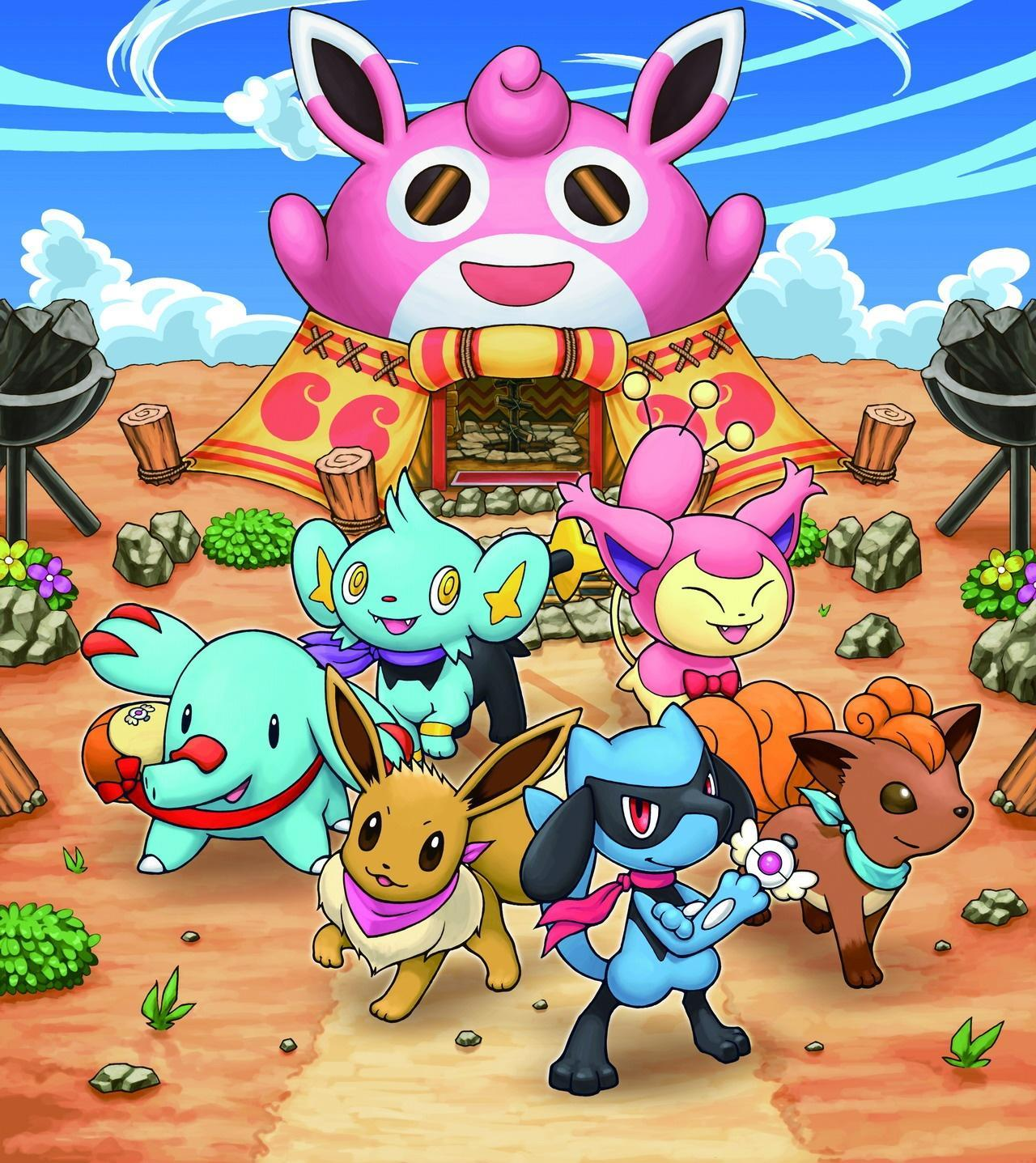 What Pokemon Mystery Dungeon Hero are you?