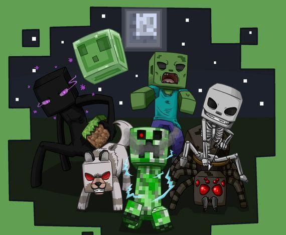 What Minecraft Mob are You? (7)