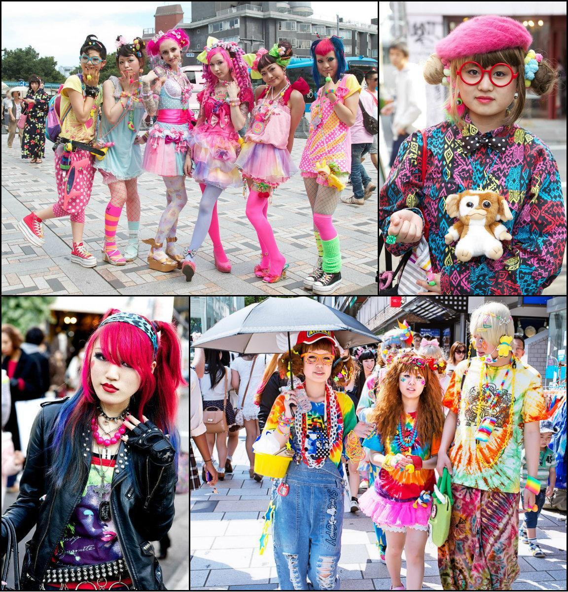 What style of Harajuku fits you?