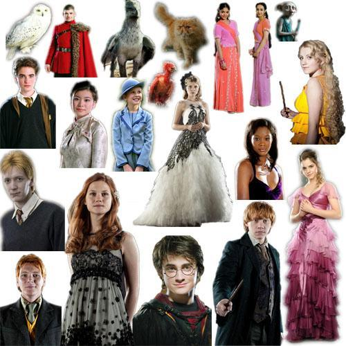 Which GIRL Harry Potter character are YOU?