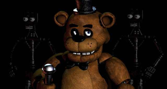 what five nights at freddys character are you