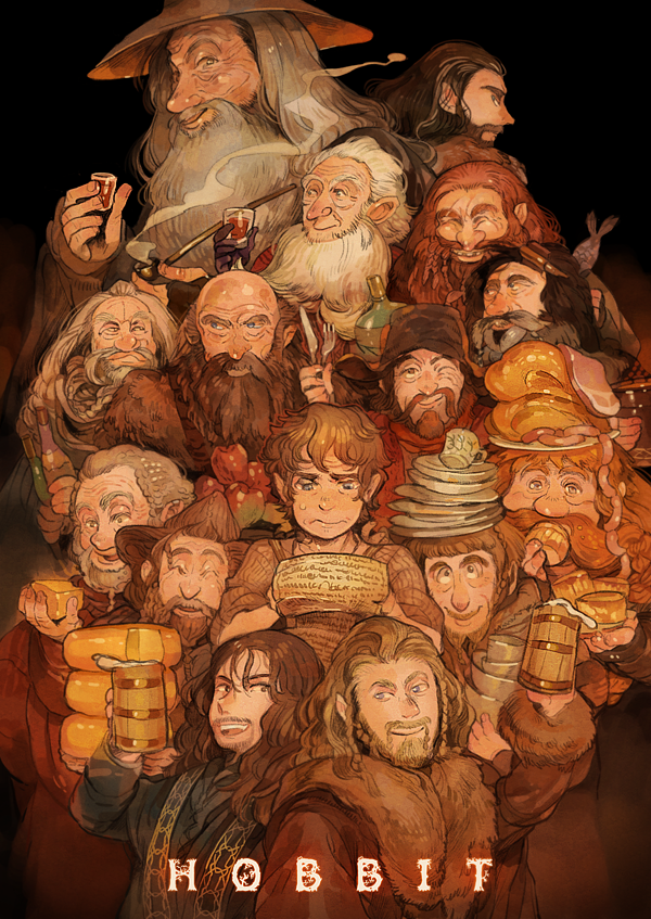 Which 'The Hobbit' character are you?