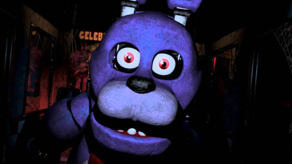 Can you survive the night? - Night 5 Animatronic Mode