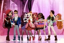 Whitch Ever After High character are you?