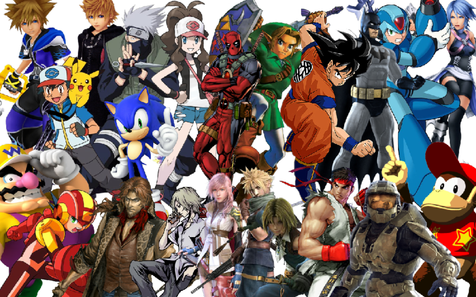Video Game Characters - Which one are you?
