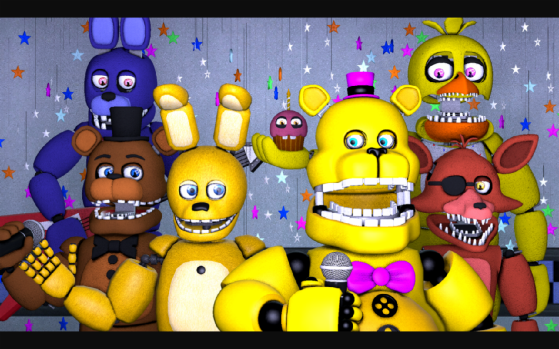 How Well Do You Know Fnaf? (2)