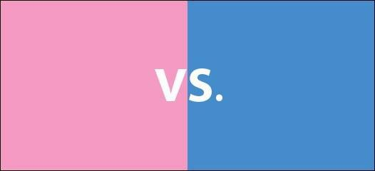 Pink or Blue?