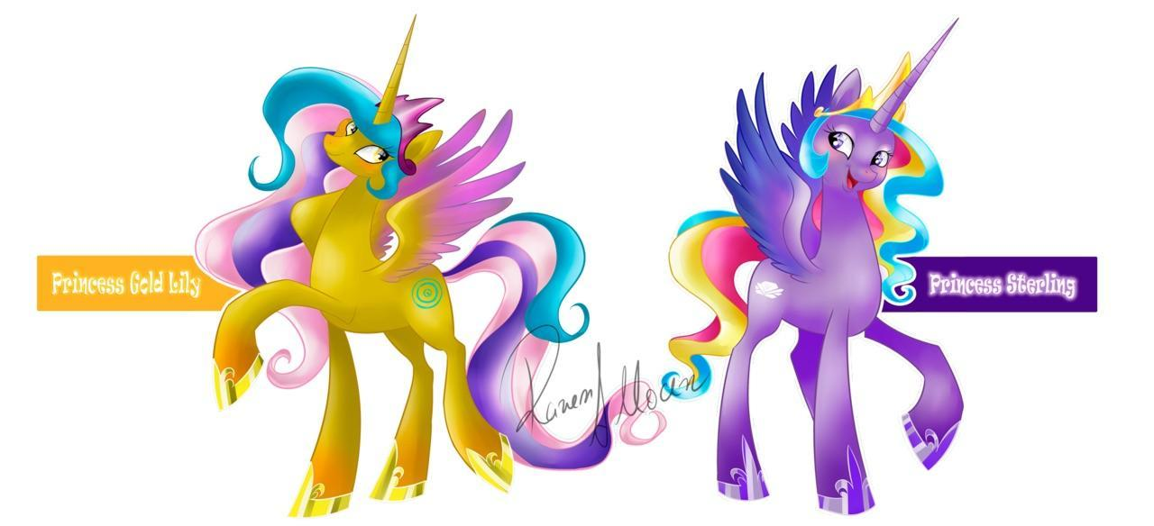 What My little pony princess are you? (2)
