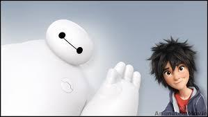 which character are u in big hero 6?