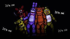 Which fnaf animatronic are you?