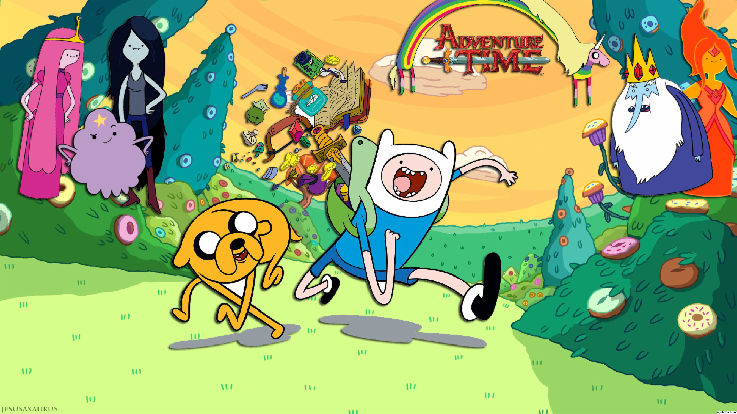 Which Adventure Time character are you ?