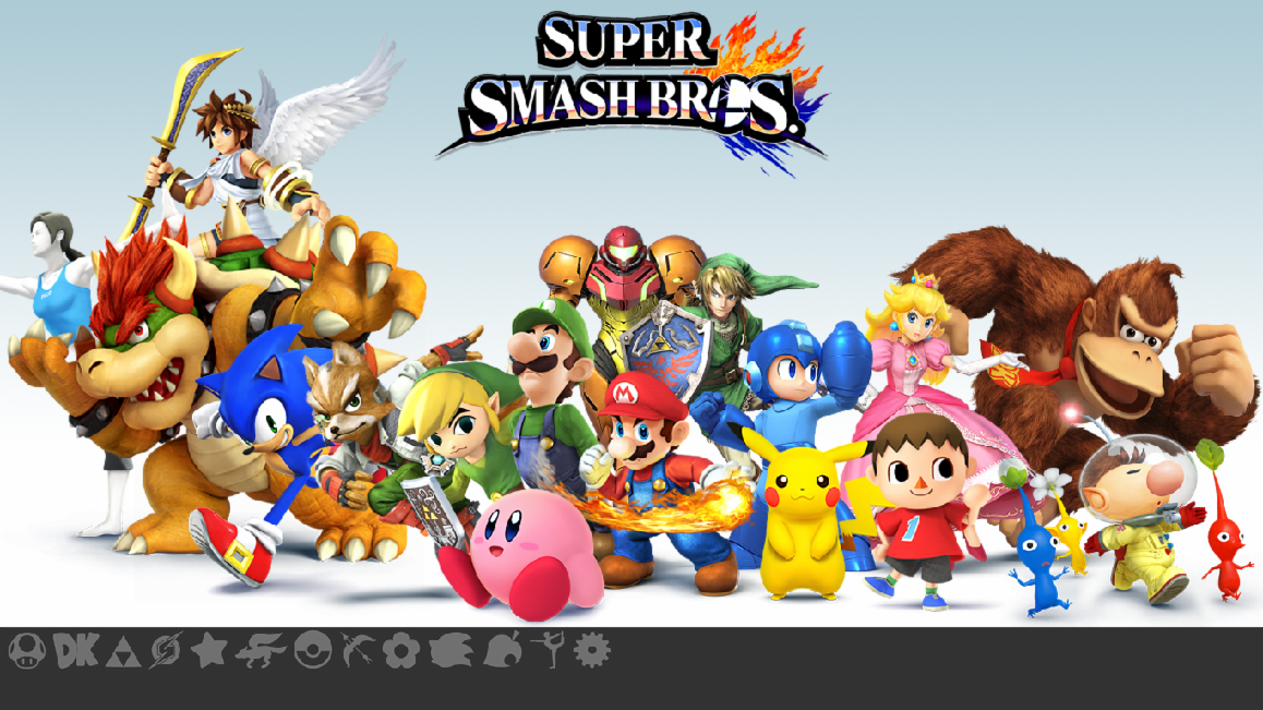 Which Super Smash Bros Character Are You?