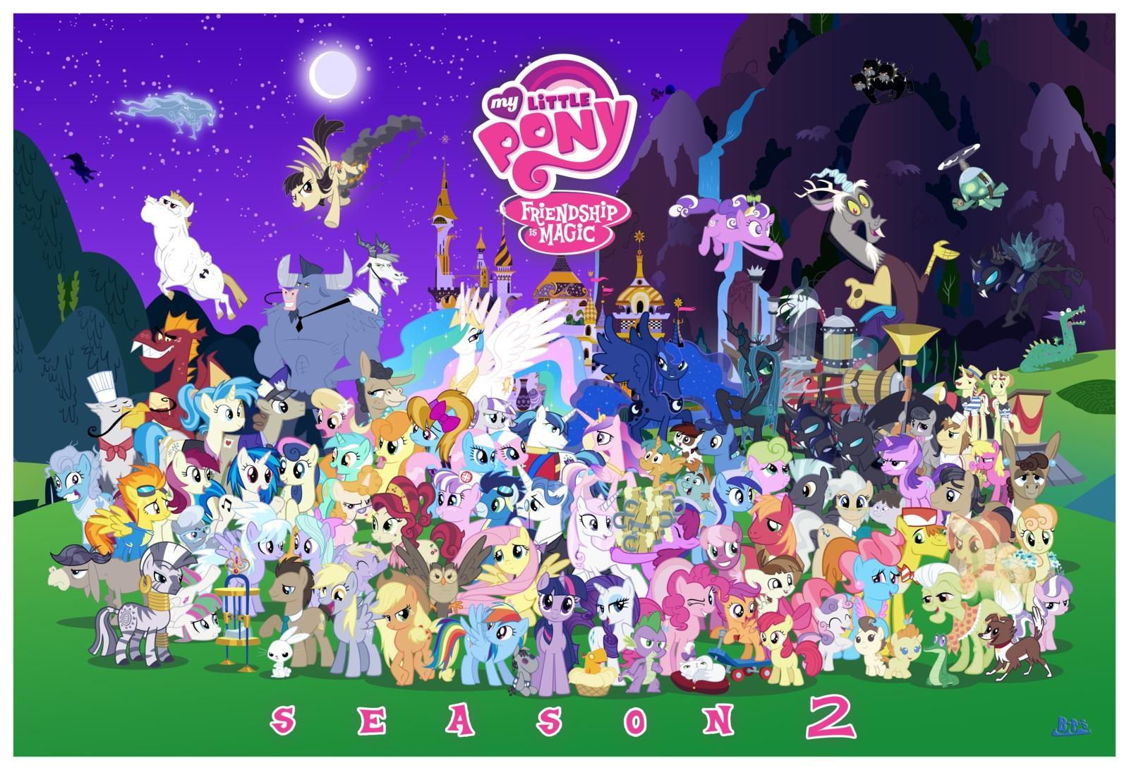 Are you a royal pony one of the main six or a CMC?