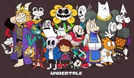 Guess the undertale CHARActer!