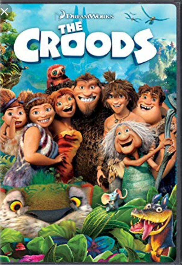 Who are you from the Croods?