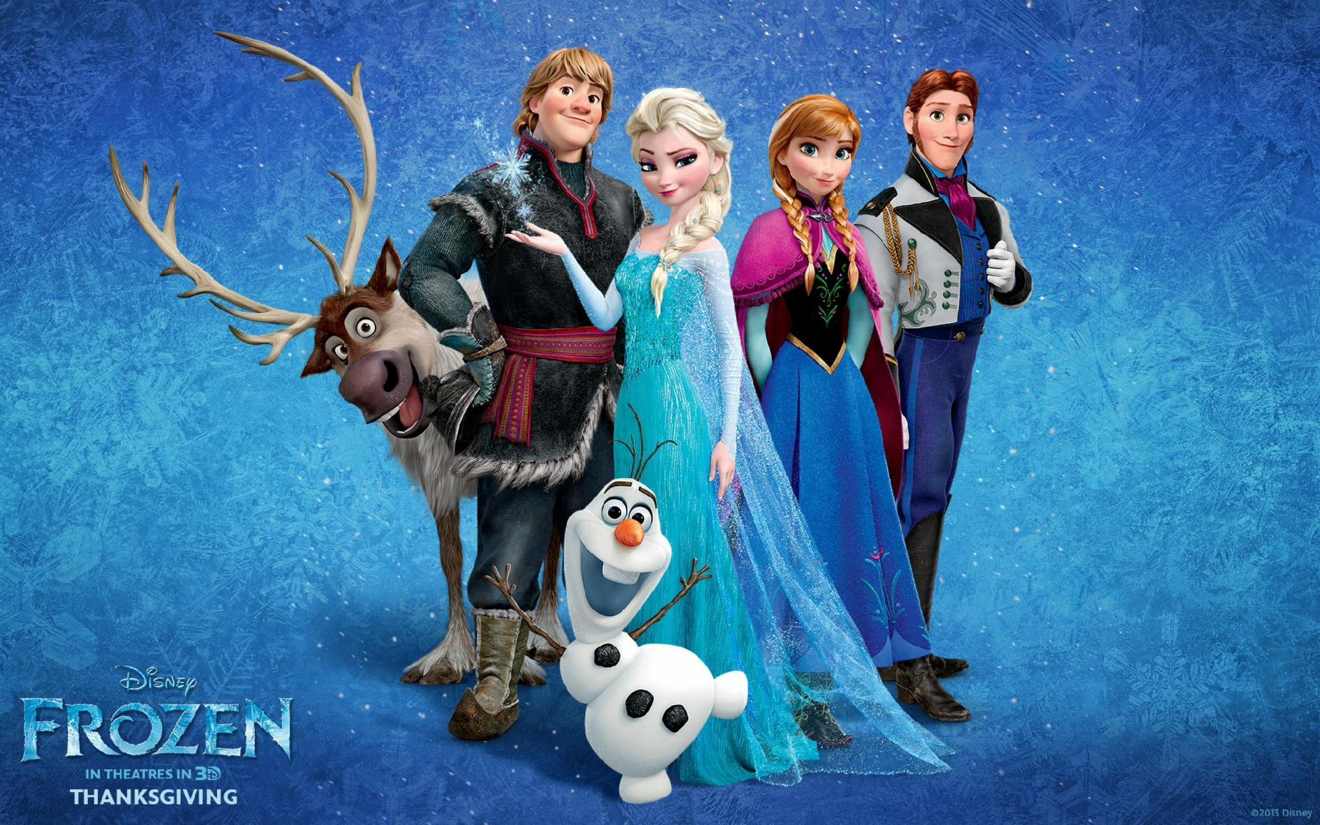 How well do you know Frozen? (Easy)