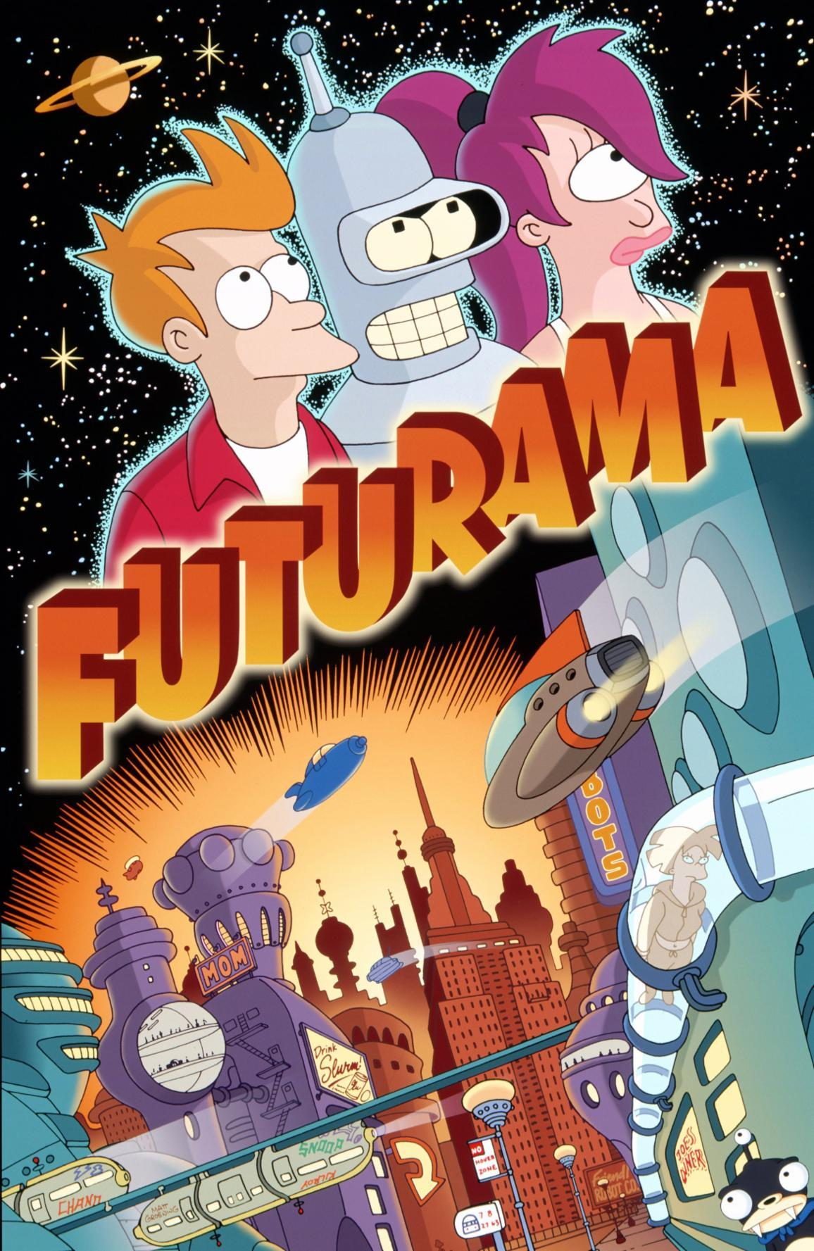 Which Futurama Character are You?
