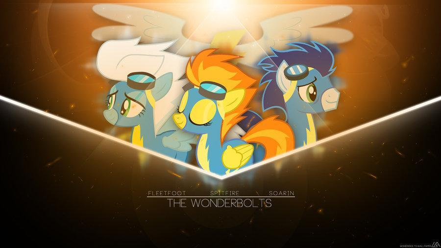 which mlp wonderbolt r u?